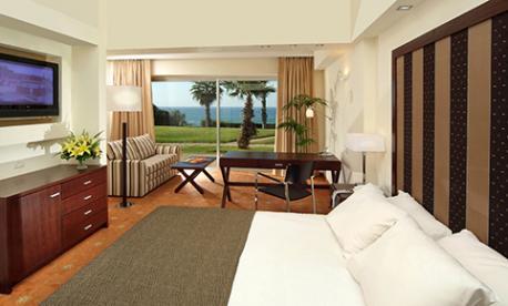 Garden Room Sharon Hotel