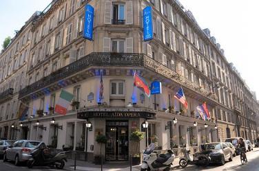 Hotel Aida Opera Paris Kosher
